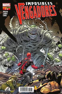 Imposibles Vengadores (2013-2018) (Grapa) #48