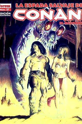 La Espada Salvaje de Conan el Bárbaro. Edición coleccionistas (Rústica. 64 páginas. B/N. (2005-2008).) #37