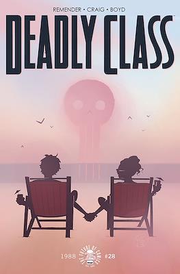 Deadly Class (Comic-book) #28