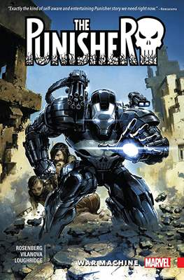 The Punisher: War Machine #1