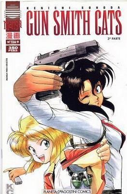 Gun Smith Cats. 3ª parte #1