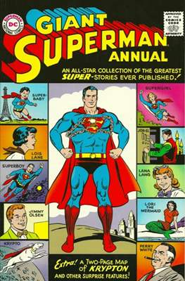 Giant Superman Annual
