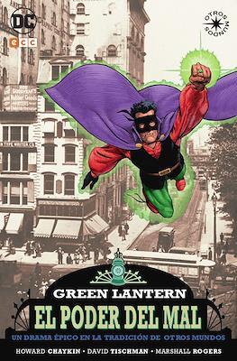 Green Lantern: El poder del mal. Otros mundos