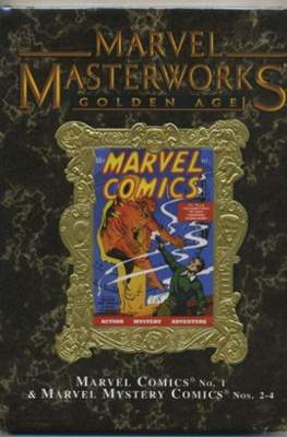 Marvel Masterworks (Hardcover) #36