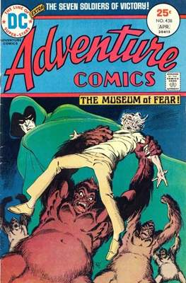 New Comics / New Adventure Comics / Adventure Comics (1935-1983; 2009-2011) #438