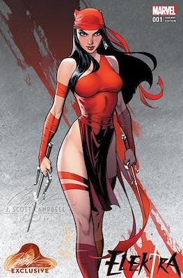 Elektra Vol. 4 (Variant Cover) #1.4