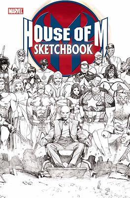 House of M: Sketchbook (2005)