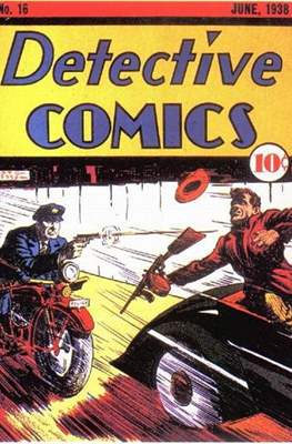 Detective Comics Vol. 1 (1937-2011; 2016-) (Comic Book) #16