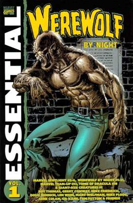 Essential Werewolf by Night (Softcover 580 pp) #1