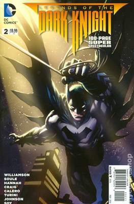 Legends of the Dark Knight 100 Page Super Spectacular (Grapa 96 pp) #2