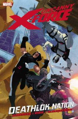 Uncanny X-Force Vol. 1 (2010-2012) (Softcover 112-160 pp) #2