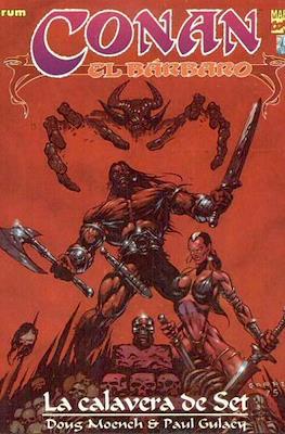 Conan el Bárbaro. Novelas graficas (Rústica 48-64 pp) #2