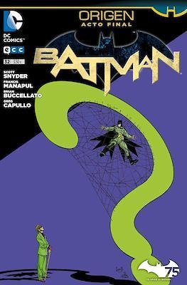 Batman: Nuevo Universo DC / Renacimiento #32