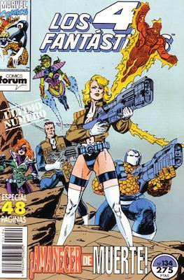 Los 4 Fantásticos Vol. 1 (1983-1994) (Grapa 36-32-24 pp) #134
