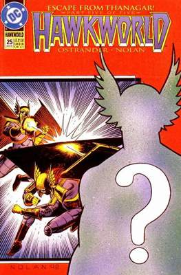Hawkworld (Comic Book) #25