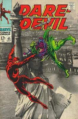 Daredevil Vol. 1 (1964-1998) (Comic Book) #45