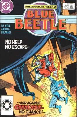 Blue Beetle Vol. 1 #20