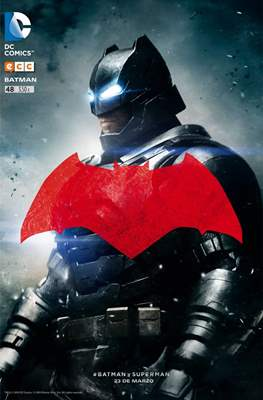 Batman: Nuevo Universo DC / Renacimiento. Portadas alternativas #48.1