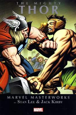 Marvel Masterworks: The Mighty Thor (Softcover) #4