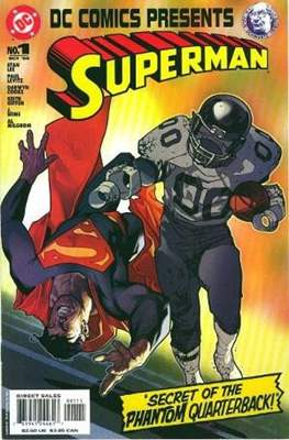 DC Comics Presents vol. 2 (2004) (Comic book) #8