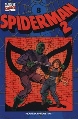 Coleccionable Spiderman Vol. 2 (2004) (Rústica, 80 pp) #8