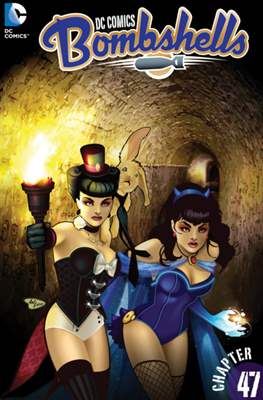 DC Comics: Bombshells (Digital) #47