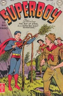 Superboy Vol.1 / Superboy and the Legion of Super-Heroes (Comic Book) #13
