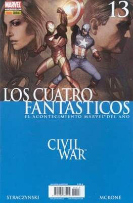 Los 4 Fantásticos Vol. 6 (2006-2007) (Grapa, 24 páginas.) #13