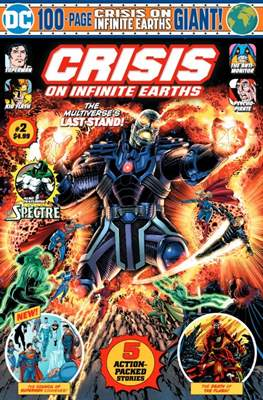 Crisis On Infinite Earths: Giant Edition (Comic Book 100 pp) #2
