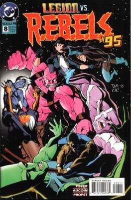 R.E.B.E.L.S. (1994-1996) #8