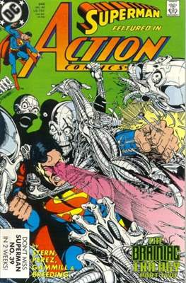 Action Comics Vol. 1 (1938-2011; 2016-) (Comic Book) #648