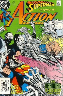 Action Comics Vol. 1 (1938-2011; 2016-) #648