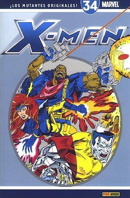 X-Men (Segundo coleccionable) (Rústica 80 pp) #34