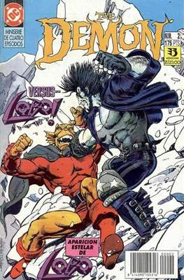 The Demon contra Lobo #2