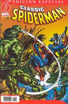 Classic Spiderman - Edición especial #6