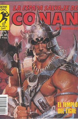 La Espada Salvaje de Conan. Vol 1 (1982-1996) (Grapa. B/N.) #39