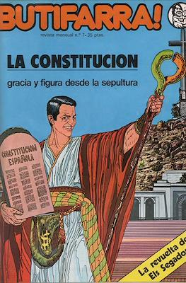 Butifarra (2ª época) (Grapa) #7
