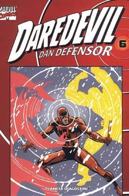 Coleccionable Daredevil / Dan Defensor #6