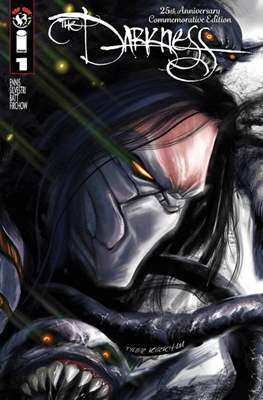The Darkness 1 - 25th Anniversary Commemorative Edition (Variant Cover)