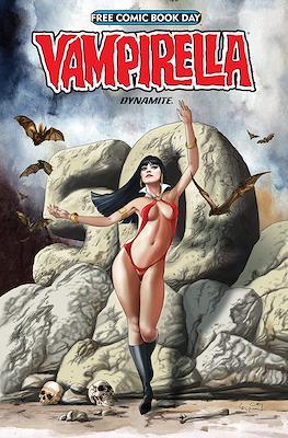 Vampirella - Free Comic Book Day 2019