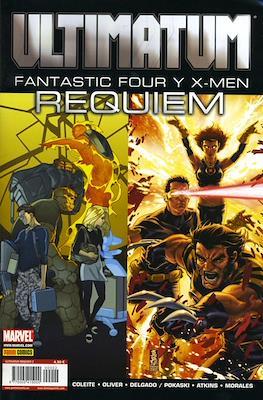Ultimatum Fantastic Four and X-Men. Réquiem