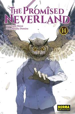 The Promised Neverland (Rústica con sobrecubierta) #14