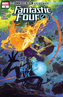 Annihilation - Scourge: Fantastic Four
