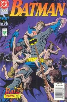Batman (1987-2002) (Grapa) #211