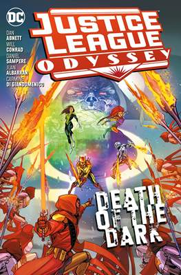Justice League Odyssey (Softcover) #2