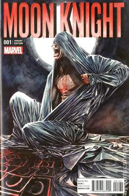 Moon Knight Vol. 8 (2016-2017 Variant Cover)