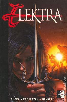 Elektra Vol. 2 (2001-2004) (TPB Softcover, 160-144 pages) #1