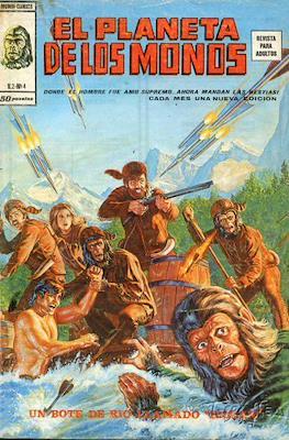 El planeta de los monos Vol. 1 #4