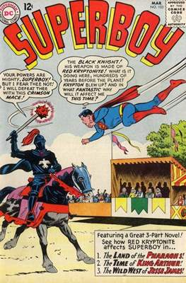 Superboy Vol.1 / Superboy and the Legion of Super-Heroes (Comic Book) #103