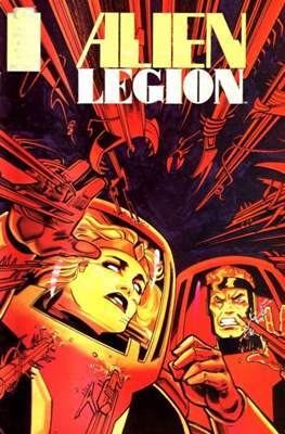 Alien Legion Vol 2 #8